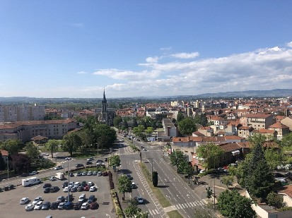 vente appartement ROANNE 3 pieces, 84m